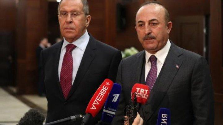 Turcia și Rusia anunță că își vor coordona acțiunile din Siria, după retragerea americanilor