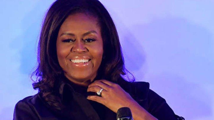 Memoriile lui Michelle Obama, lansate la Londra. Mulțime de oameni, prezenți la eveniment