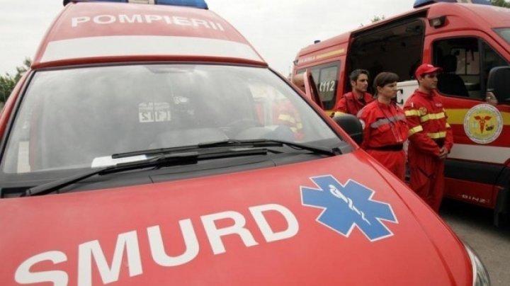 Panică la Buzău, de Ziua Națională. Un militar, preluat de ambulanţă