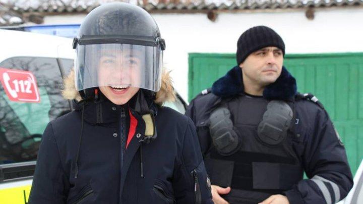 Siguranţă în vacanţa de iarnă. RECOMANDĂRILE poliţiei pentru copii şi părinţi