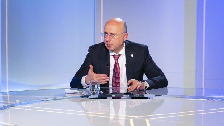 Pavel Filip: Dodon a făcut o mișcare periculoasă prin faptul că a chemat Rusia să intervină direct