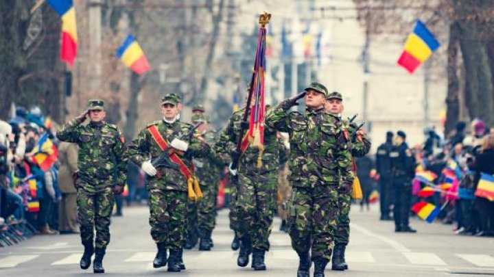 PARADE MILITARE DE 1 DECEMBRIE 2018: Defilări militare la Bucureşti și la Alba Iulia la 100 de ani de la Marea Unire (VIDEO)