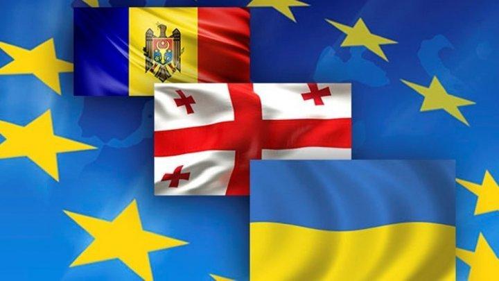 Republica Moldova, Georgia și Ucraina condamnă acțiunile militare agresive ale Federației Ruse