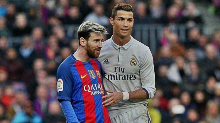 Ronaldo şi Messi vor merge la finala Copei Libertadores
