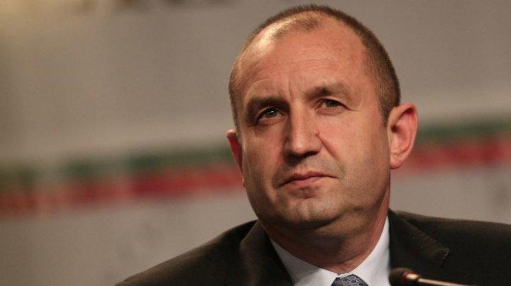 Voia să vorbească cu preşedintele. Un bărbat a intrat cu un pistol în clădirea preşedinţiei din Sofia