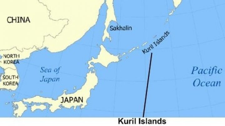 Rusia a construit noi unităţi militare în insulele Kurile din apropierea Japoniei