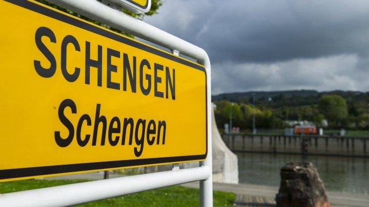 Parlamentul European discută azi un raport în favoarea admiterii României şi Bulgariei în spaţiul Schengen