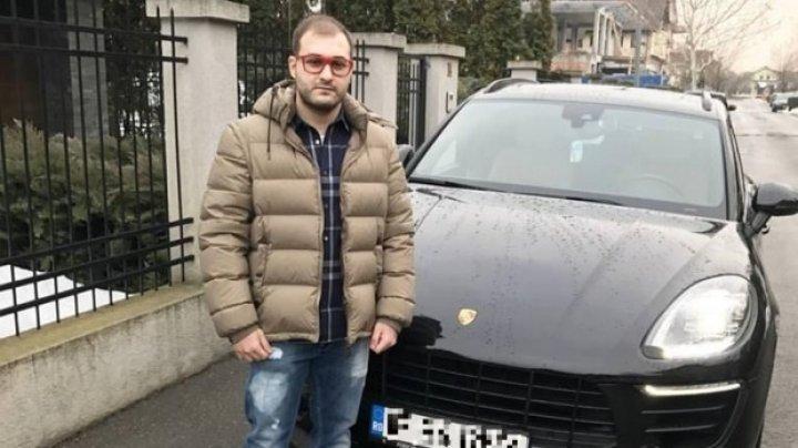 A luat PE CAPOTĂ un poliţist. Bucureşteanul care a făcut ravagii anul trecut, şi-a primit sentinţa