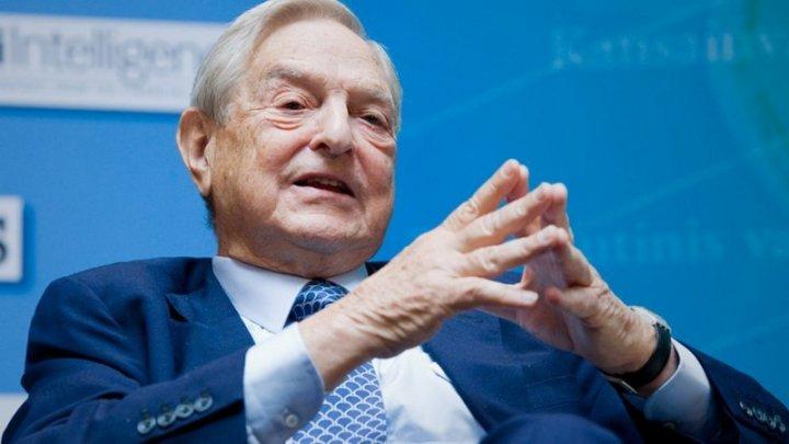 Miliardarul american George Soros a fost declarat Omul Anului, potrivit Financial Times