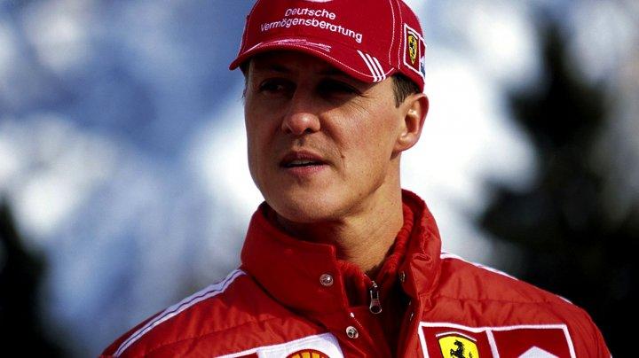 VEŞTI INCREDIBILE: Michael Schumacher nu e ţintuit la pat şi nici nu respiră artificial