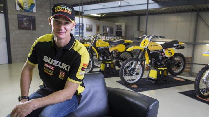 Fost campion mondial de motocros, Stefan Everts, în comă indusă după ce s-a îmbolnăvit de malarie