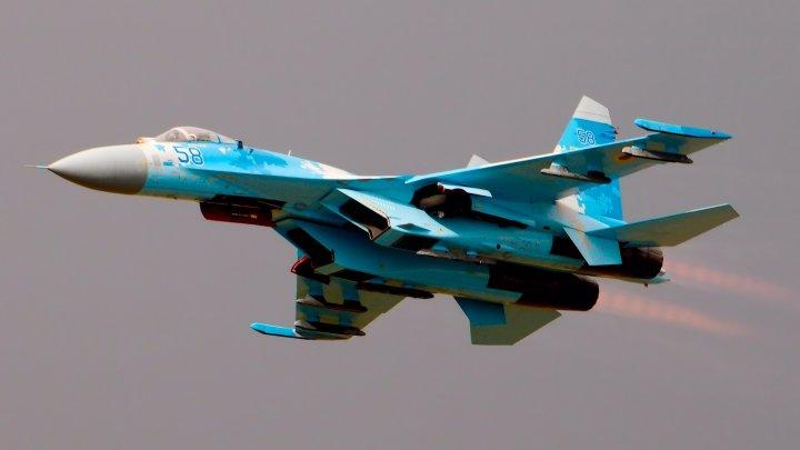 Un avion a armatei naţionale din Ucraina s-a prăbuşit. Un om a murit