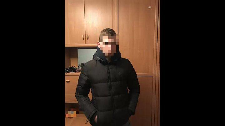 Femeie atacată în stradă de un tânăr din Teleneşti. Suspectul riscă până la 7 ani de închisoare (VIDEO)