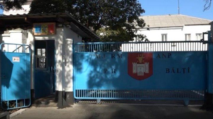 ATENȚIE. Un deținut al Penitenciarului din Bălți a evadat după ce și-a aflat sentința