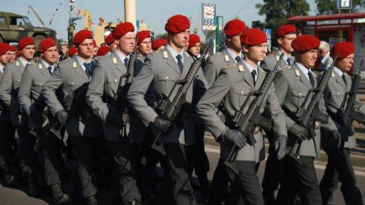 Germania se confruntă cu o situaţie delicată. Nemții nu mai au specialişti în cadrul armatei