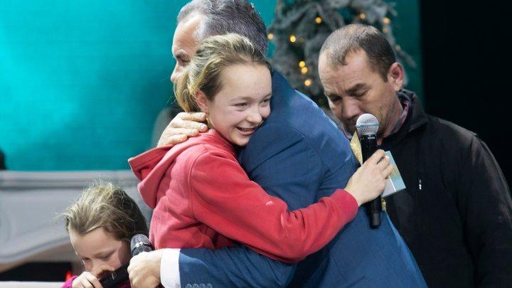 Vlad Plahotniuc: De Crăciun și în fiecare zi, nu încetați să credeți, să sperați și să visați!