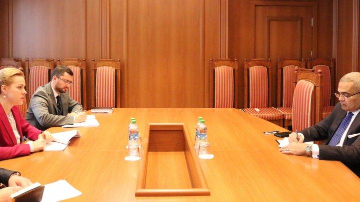 Relaţiile dintre Moldova şi Egipt au fost discutate la Bucureşti