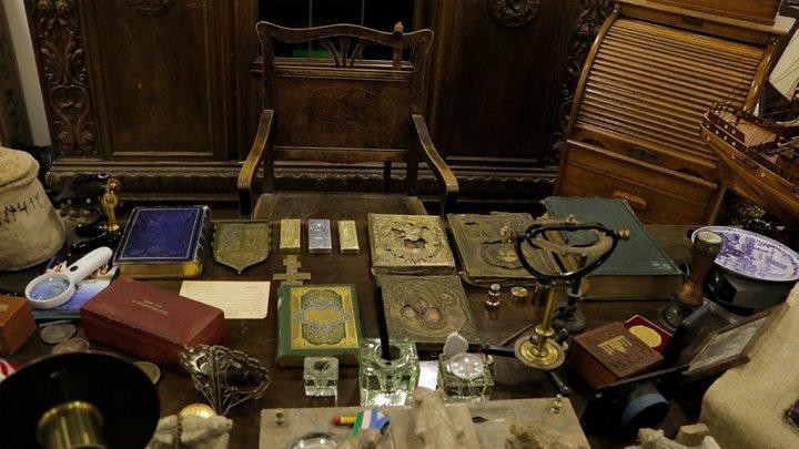 O comoară de peste un milion de dolari, găsită într-o clădire istorică din centrul Uzbekistanului. Ce era în ea