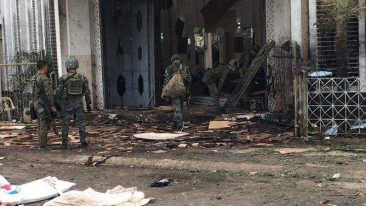 ATENTAT într-o catedrală din Filipine. Cel puţin 21 de morţi și 71 de răniți