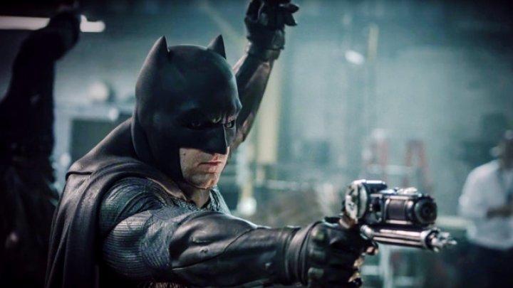 VESTE TRISTĂ pentru fanii lui Batman. Ben Affleck nu va mai juca în noul film regizat de Matt Reeves
