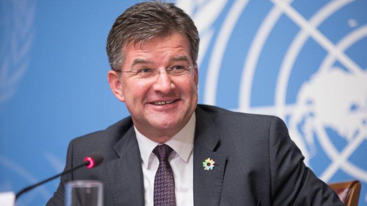 Președintele în exercițiu al OSCE, Ministrul Afacerilor Externe al Slovaciei Miroslav Lajčák va întreprinde o vizită în Moldova