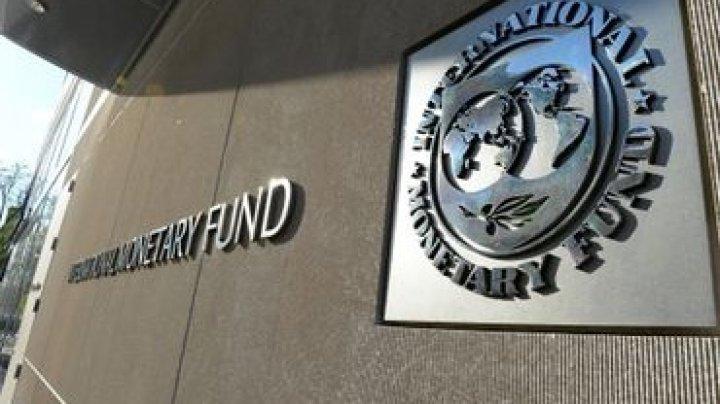 Un grup de experți ai FMI va purta discuții online cu autoritățile de la Chișinău