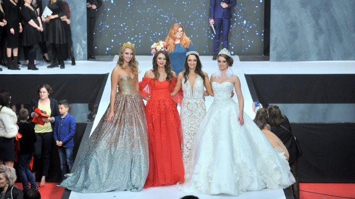 """CREATOAREA ROCHIILOR PERFECTE. Lidia Selici va reprezenta Moldova la concursul internaţional """"Dress of the world"""""""