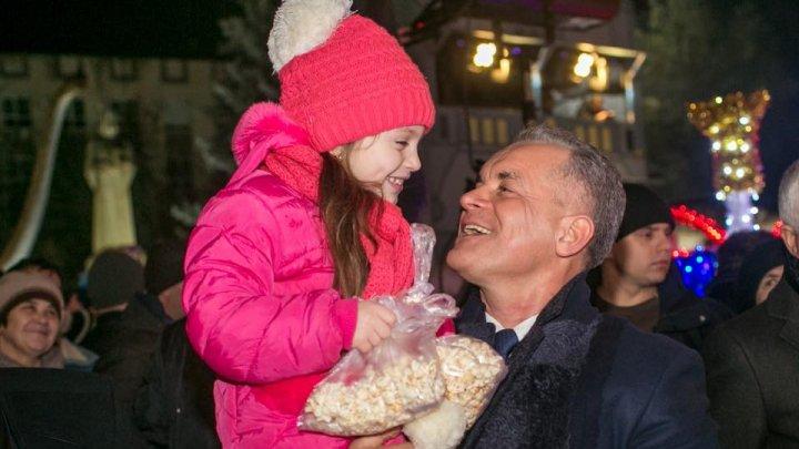 Mesajul președintelui PDM, Vlad Plahotniuc, pentru toţi cetăţenii moldoveni cu ocazia Anului Nou