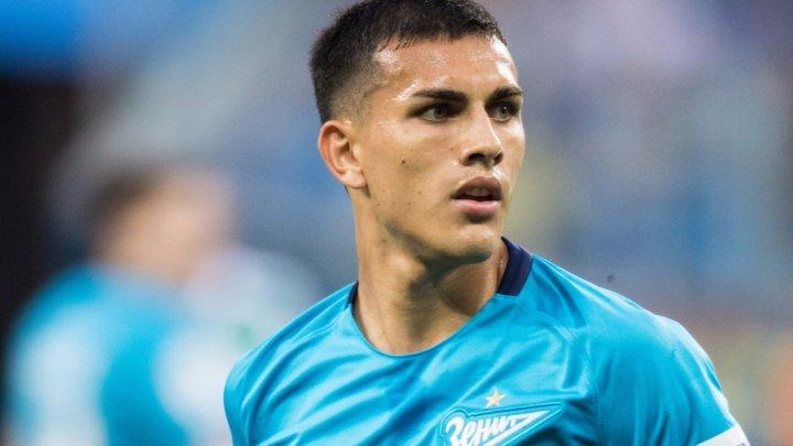 Leandro Paredes este noul jucător al lui Paris Saint Germain.