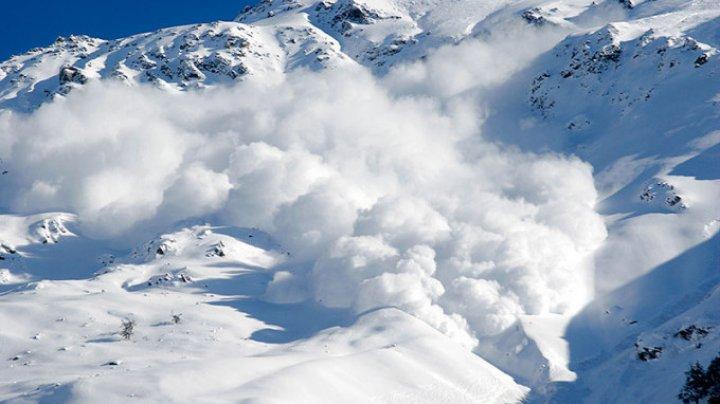 ATENŢIE: Risc mare de avalanşă în masivele Parâng, Retezat şi Şureanu