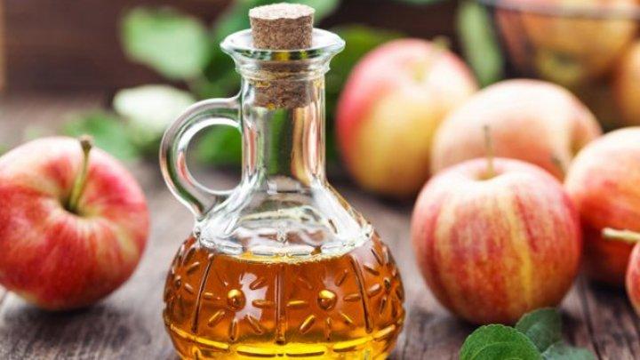 Bine de ştiut: Efectele oţetului de mere asupra sănătăţii