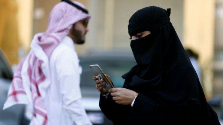 Cum vor fi anunţate femeile saudite în cazul unui divorţ