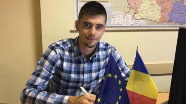 Liderul Asociaţiei Unioniste ODIP, Vlad Bileţchi, va candida la alegerile parlamentare pe lista Partidului Liberal