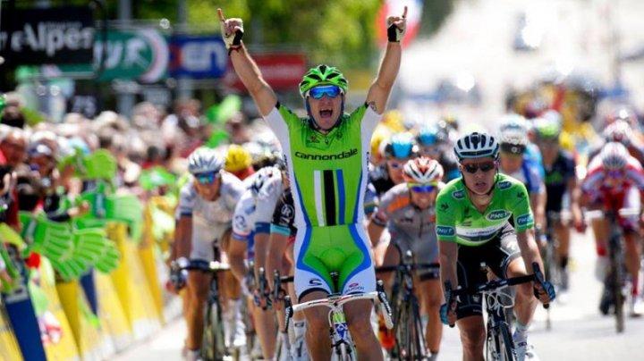 Ciclistul italian Elia Viviani a câștigat prima etapă a Turului Down Under