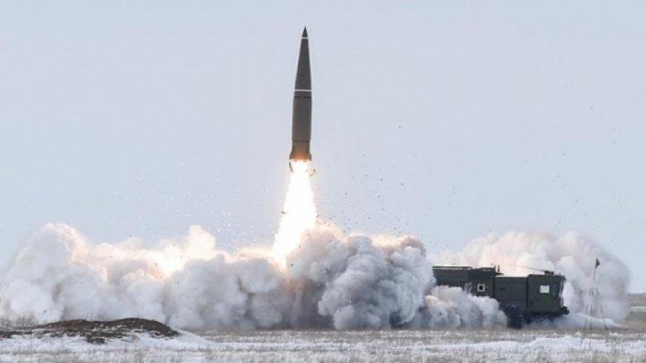 Situaţie tensionată: Rachetele APOCALIPSEI au fost instalate la Marea Neagră