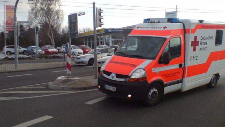 Bătrânul EROU! Un bărbat de 103 de ani a sărit pe fereastră pentru a se salva dintr-un incendiu izbucnit la un sanatoriu