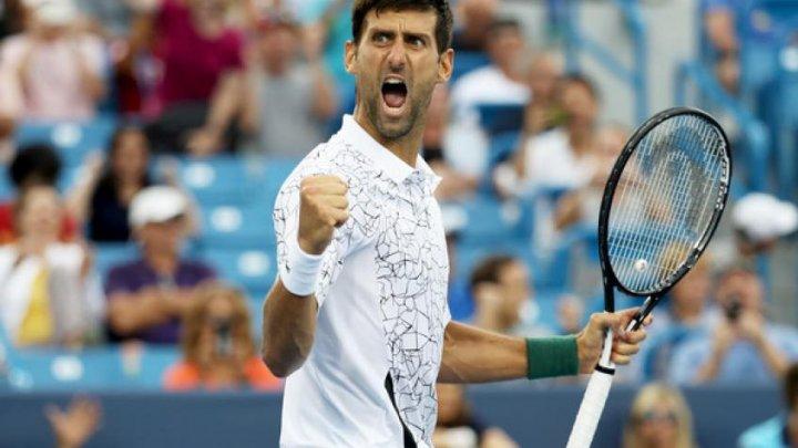 Sârbul Novak Djokovic s-a calificat în finala Marelui Şlem
