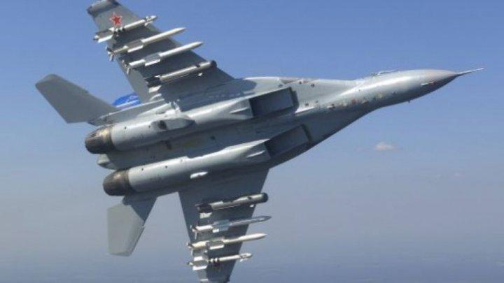Manevre periculoase deasupra Mării Negre. Acuzaţia Forţelor Aeriene americane