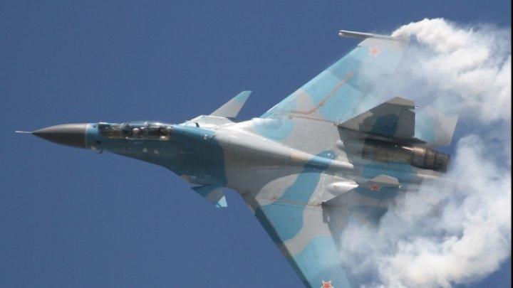 Un avion rus de vânătoare a interceptat o aeronavă suedeză de recunoaştere care zbura deasupra Mării Baltice