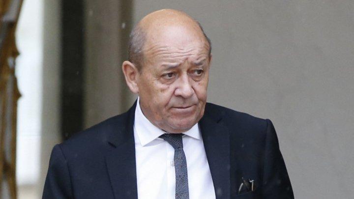 Jean-Yves Le Drian: Franţa va părăsi Siria numai după eradicarea Statului Islamic