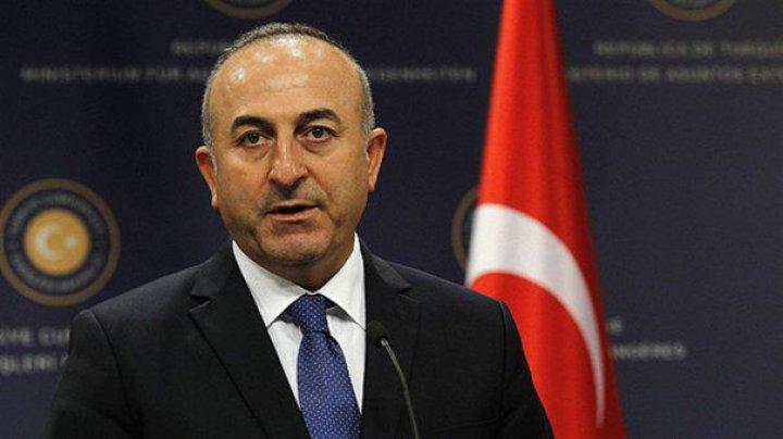 Ministrul turc de externe: Turcia afirmă că face ce este necesar pentru menţinerea păcii în provincia Idlib din Siria