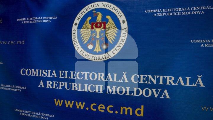 ALEGERI PARLAMENTARE 2019: Încă două partide au depus actele la Comisia Electorală Centrală