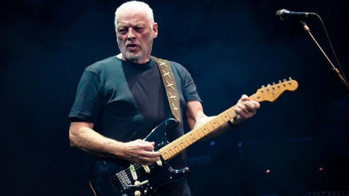 Licitaţie de caritate CU CHITĂRI. David Gilmour, legendarul membru Pink Floyd iniţiază un eveniment caritabil