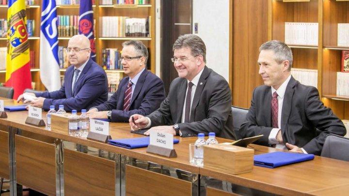 Președintele în exercițiu al OSCE: Slovacia în 2019 va acorda o importanță deosebită avansării procesului de reglementare transnistreană