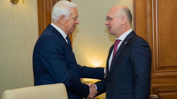 Teodor Meleșcanu, către Pavel Filip: Moldova va fi o prioritate de prim rang în cadrul Președinției României la Consiliul Uniunii Europene