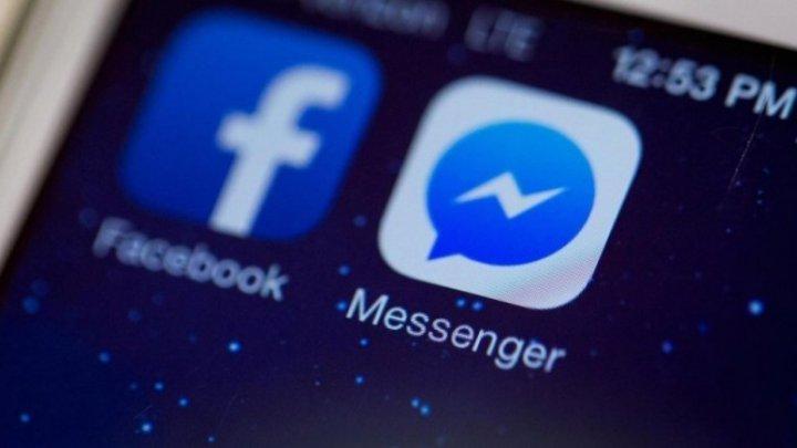 Facebook începe anul cu schimbări MAJORE: Testează versiunea ÎNTUNECATĂ pentru Messenger