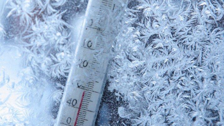 Temperaturi de până la MINUS 50 DE GRADE CELSIUS. Un vortex polar a lovit din plin SUA