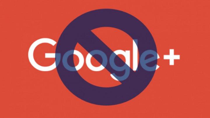 Google+ îşi sistează activitatea. Utilizatorii sunt sfătuiţi să-şi salveze informaţia
