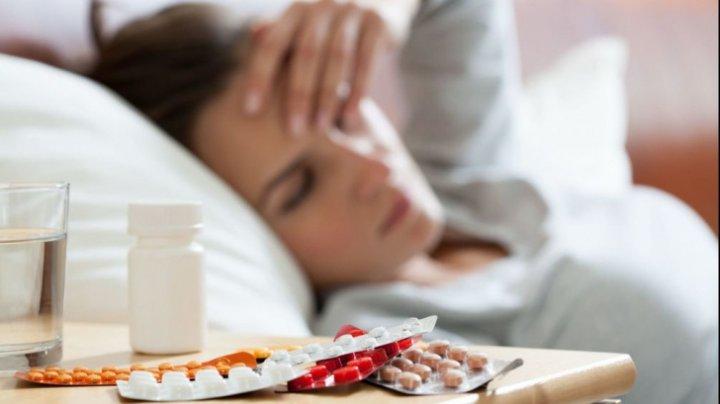 BILANŢ CUTREMURĂTOR în România: Numărul persoanelor care au murit din cauza gripei a ajuns la 97