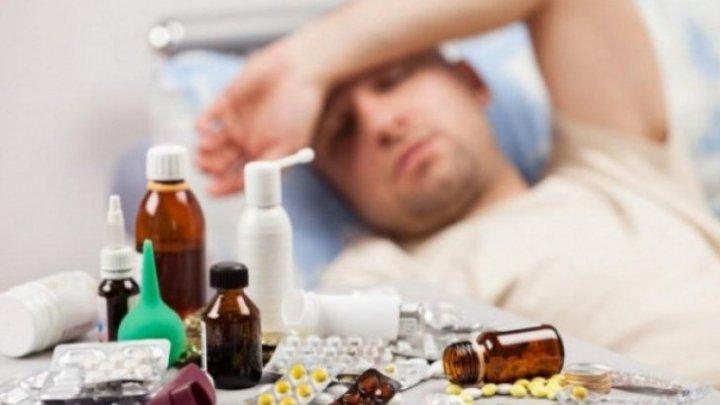 BILANȚ NEGRU ÎN ROMÂNIA. Încă o persoană a murit din cauza gripei, iar numărul deceselor a ajuns la 48